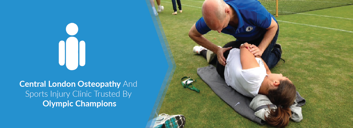 Our physiotherapy clinics in london and osteopaths give best treatment for back pain and sports injury